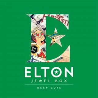 JEWEL BOX - DEEP CUTS - John Elton [Vinyl album]